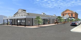 First Phase of Hollins Market Redevelopment to Begin in March
