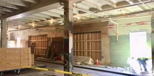Relocations and Temporary Tenant Closings Coming to Cross Street Market as Renovations Ramp Up