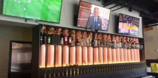 Anthem House's 'Amber' Now Pouring Drinks with Its 48 Taps