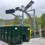 "BGE Installs Trash Elimination Device ""TED"" on the Middle Branch"