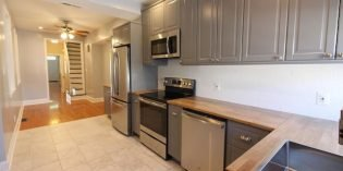 Rental Spotlight: Renovated Four-Bedroom Rowhome in Federal Hill with Parking