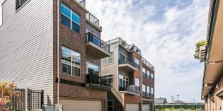 Million Dollar Monday: Four-Bedroom Federal Hill Townhome in a Gated Development