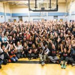 500 Under Armour Volunteers Renovate Spaces at Francis Scott Key Elementary/Middle School in Locust Point