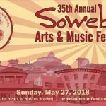 35th Annual Sowebo Arts and Music Festival in Hollins Market on Sunday, May 27th