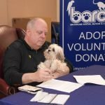 Governor Hogan Adopts Two Dogs from BARCS