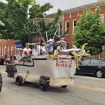 Traffic Modifications for the AVAM Kinetic Sculpture Race on Saturday