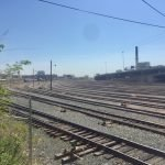 CSX Transfers Staging from Locust Point Rail Yard