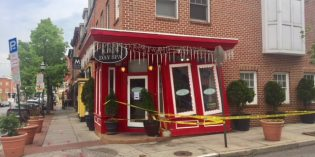 Two-Car Accident in Federal Hill Causes Damage to Kim's Day Spa