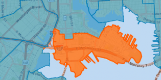 A Look at the Census Demographics for South Baltimore Neighborhoods