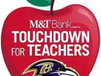 Digital Harbor Teacher Nicole Veltre-Luton Wins Ravens Touchdown for Teachers Award