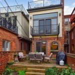 Million Dollar Monday: Historic Federal Hill Rowhome on Montgomery Street with Great Views and Large Outdoor Spaces