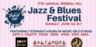 Weekend Events Around Baltimore