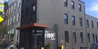 The Hoof Cafe Opens in Locust Point, Brings Coffee and Ice Cream to the Neighborhood