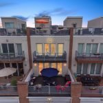 Million Dollar Monday: Rarely Available HAUBERT SQUARE Townhome with Three Decks, a Luxury Kitchen, and a Two-Car Garage