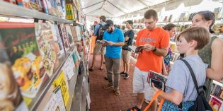 Baltimore Book Festival Returns to the Inner Harbor September 28th to 30th