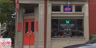 Ellen's Cafe Opens in Hollins Market