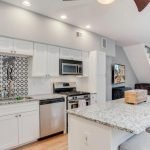 Mid-Week Listing: Renovated End-Unit Rowhome Across from McHenry Row