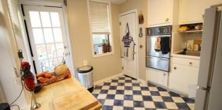 Tuesdays Under 250: Historic Home in the Heart of Federal Hill with Multiple Outdoor Spaces