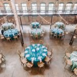 Wedding and Event Venue Opens at The Winslow Parker Metal Building Next to M&T Bank Stadium