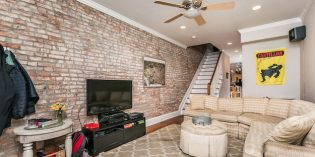 Mid-Week Listing: 1,454 sq. ft. Federal Hill Home with Original Details and Great Views