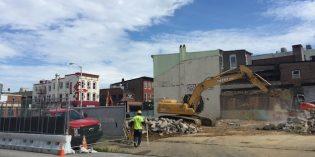 Wheelhouse Construction in Full Swing in Federal Hill