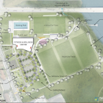 Redevelopment of Reedbird Park in Cherry Hill to Include a Fitness Center, Turf Stadium, and Dog Park