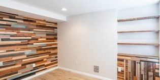 Tuesdays Under 250: Three-Bedroom Pigtown Home with a Two-Car Garage and Custom Wood Finishes