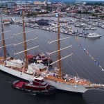 Argentine Navy Tall Ship 'ARA Libertad' Arrives in Baltimore