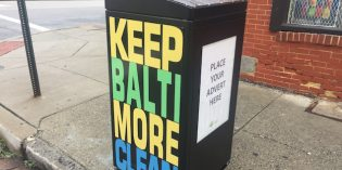 Smart Cans Added to South Baltimore