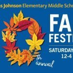 Thomas Johnson Elementary Middle School Fall Festival on Saturday