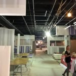 Touring the Construction and New Design at Cross Street Market