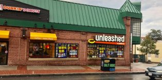 Unleashed by Petco Closing in Federal Hill