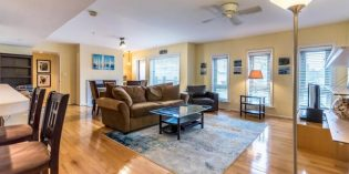 Tuesdays Under 250: Two-Bedroom Federal Hill Condo with an Open Layout and Garage Parking
