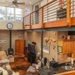 Mid-Week Listing: Renovated Federal Hill Carriage House with a Garage