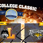 Maryland, Loyola University Chicago, Towson, and Morgan State Basketball to Play at Royal Farms Arena on December 8th