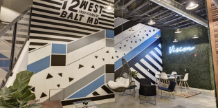 "RENTAL SPOTLIGHT: ""VISION"" COWORKING SPACE BRINGS A WEST COAST VIBE TO BALTIMORE"