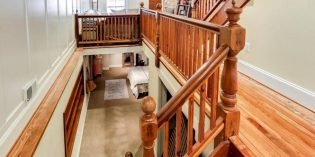 Million Dollar Monday: Four-Bedroom Home in Federal Hill with Original Details and Custom Craftsmanship