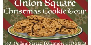 Union Square Cookie Tour on Sunday, December 9th