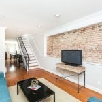 Mid-Week Listing: Renovated Four-Bedroom Home on Light Street with Parking and a Large Rooftop Deck