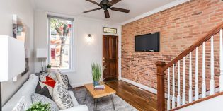 Mid-Week Listing: Renovated Three-Bedroom, Three-Bathroom Locust Point Home with a Gourmet Kitchen