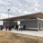 Latrobe Park Field House Opens in Locust Point