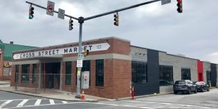 "Negotiations ""Actively Underway"" For a New Seafood Concept at Cross Street Market"