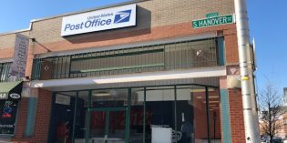 South Baltimore USPS Post Office Moving on February 4th