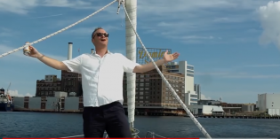 Federal Hill Business Owner Chris Riehl Releases 'Baltimore!' Song and Music Video