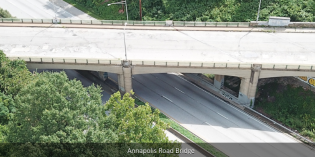 Baltimore Portion of MD-295 to Close this Weekend for Annapolis Road Bridge Demolition