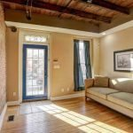 Tuesdays Under 250: Two-Bedroom South Baltimore Home with Parking and a Rooftop Deck