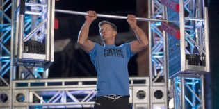 American Ninja Warrior Coming to Rash Field in April
