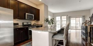 Million Dollar Monday: End-Unit Townhome in Locust Point with a Garage and Multiple Bonus Spaces