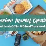 Harbor Market Returning to McKeldin Square on Wednesdays and Fridays