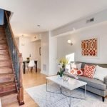 Tuesdays Under 250: Renovated Two-Bedroom Home Near Latrobe Park in Locust Point